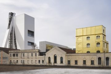 Fondazione Prada Torre by OMA