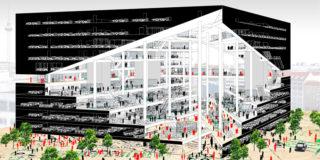 DE(EP)LIGHT: German Pavilion at Venice Architecture Biennale 2018: Unbuilding Walls