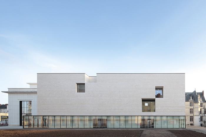 Olivier Debré Contemporary Art Centre, Tours - Aires Mateus e associados - Photo: Benoit Fougeirol - Portuguese Pavilion at Venice Architecture Biennale 2018: Public Without Rhetoric