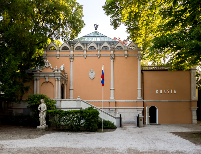 The Russian Pavilion, Venice Biennale, Courtesy Bulanov - Station Russia, The Russian Pavilion, Architectural Biennale 2018, Venice, 26 May-25 November 2018