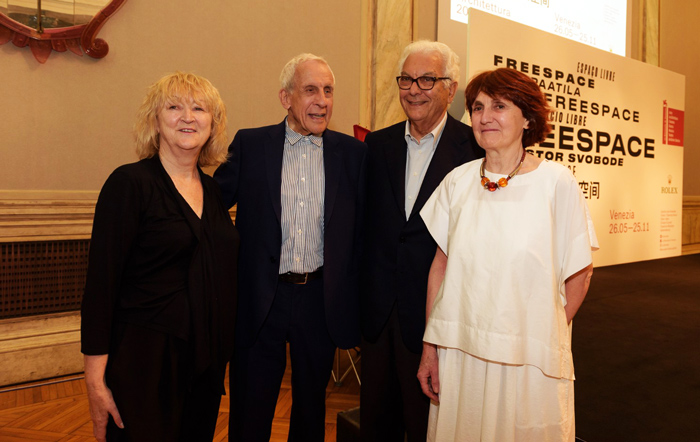 Venice Biennale of Architecture 2018: Golden Lion for Lifetime Achievement – Kenneth Frampton – Image Courtesy of La Biennale di Venezia