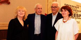 An Architecture Maestro: Kenneth Frampton, Golden Lion for Lifetime Achievement 2018