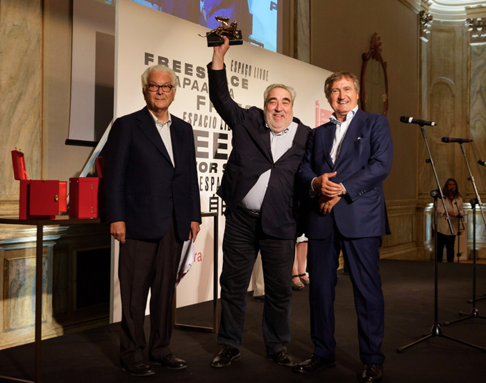 Venice Biennale of Architecture 2018: Golden Lion for Best Participation in FREESPACE Exhibition - Eduardo Souto de Moura - Image Courtesy of La Biennale di Venezia