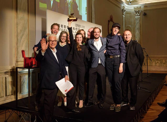Venice Biennale of Architecture 2018: Golden Lion for Best National Participation - Switzerland Pavilion Team - Image Courtesy of La Biennale di Venezia
