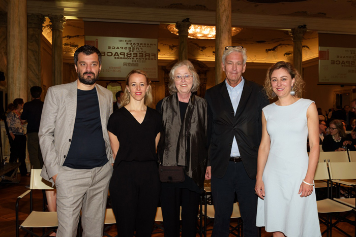 Venice Biennale of Architecture 2018: the Jury - Image Courtesy of La Biennale di Venezia
