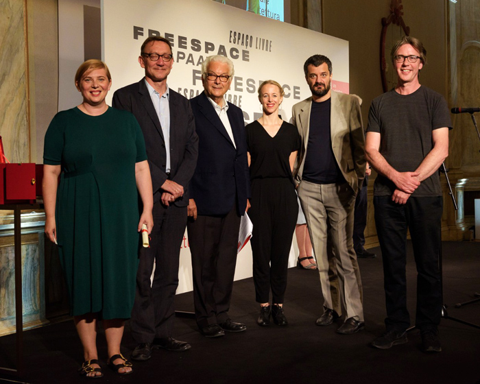 Venice Biennale of Architecture 2018: Special Mention for National Participation - Great Britain Pavilion Team - Image Courtesy of La Biennale di Venezia