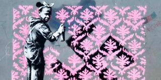 Banksy in Paris – Political Art Never Sleeps