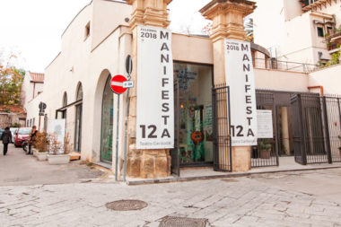 Manifesta 12 Palermo, Teatro Garibaldi Venue, Copyright Manifesta 12, 2017. Photo by CAVE Studio