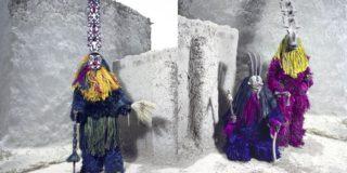 Jean-Claude Moschetti: African mysticism