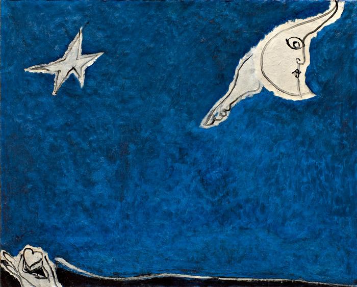 Osvaldo Licini, Amalassunta n.1 / Amalasuntha No.1, 1949