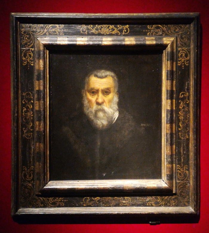 Jacopo Robusti, aka Tintoretto, Self-Portrait, 1588