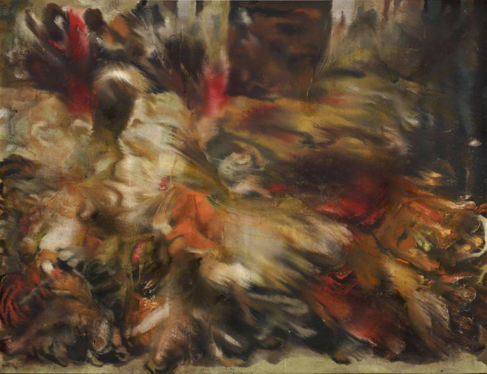 "Jorge R. Pombo, Variation on ""Massacre of the Innocents"""