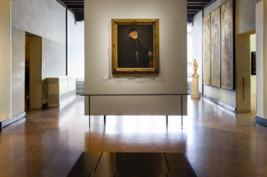 as part of the celebrations for the 500th anniversary of Tintoretto