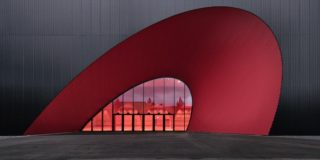 Exhibition Hall by Marte Marte Architects