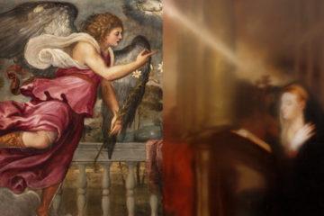 Tiziano/Gerhard Richter. Il Cielo sulla Terra, Palazzo Te, Mantova