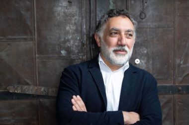 Hashim Sarkis, curator of Venice Architecture Biennale 2020 - Photo by Bryce Vickmark - Image courtesy of La Biennale
