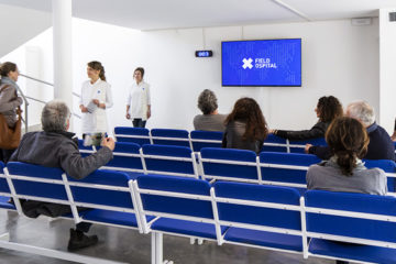 Israeli Pavilion at Venice Art Biennale 2019: Field Hospital X