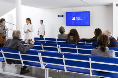 Israeli Pavilion, Venice Art Biennale 2019. Courtesy of Field Hospital X
