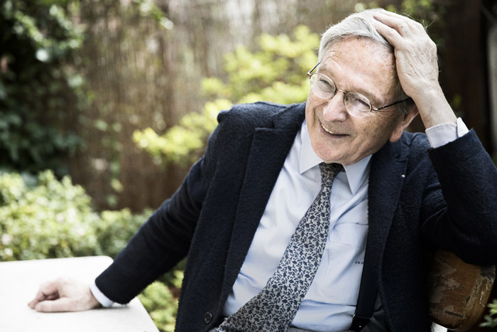 Rafael Moneo, Image courtesy of Germán Saiz