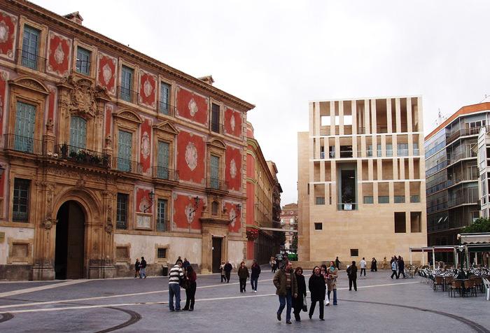 Rafael Moneo, Murcia Town Hall, Murcia, Spain, 1991-1998