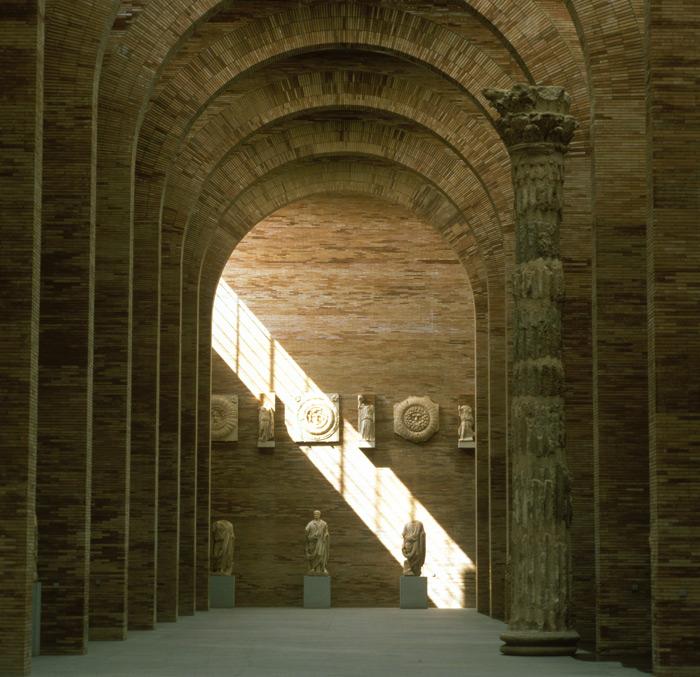 Rafael Moneo, Museum of Roman Art, Merida, Spain, 1980-86 | Image courtesy of Michael Moran