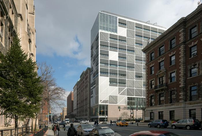 Rafael Moneo, Northwest Corner Building, Columbia University, New York, USA, 2005-2010 | Image courtesy of Duccio Malagamba