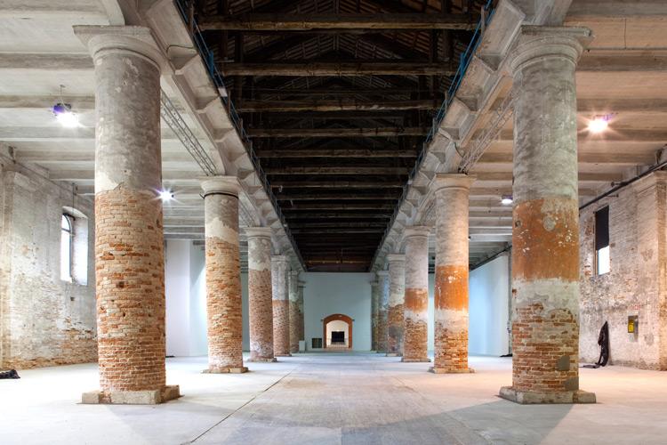 Arsenale, Corderie | Photo by Giulio Squillacciotti | Courtesy La Biennale di Venezia