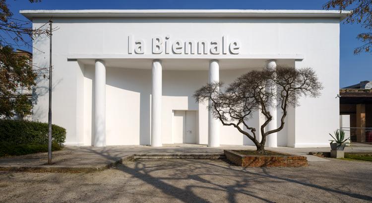 Giardini, Central Pavilion | Photo by Andrea Avezzù | Courtesy of La Biennale di Venezia